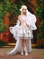 Free Shipping Sweet Chii Chobits Cosplay Costume