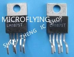 20 CÁI/LỐC LM1875T LM1875 TO-220-5 Âm Thanh Power Amplifier IC