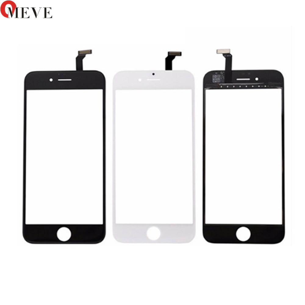 LCD Display Touch Screen For iPhone 6 5 5s 6P PLUS Touchscreen Panel Front Glass Sensor Digitizer Mobile Phone Replacement Parts