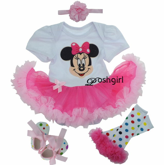 Borlai 2PCs//Set Kinder Baby M/ädchen Tutu Kleid mit Schleife Stirnband Halloween Tutu Mesh Rock Lange /Ärmel Swing Kleid Outfit f/ür 12M-4T