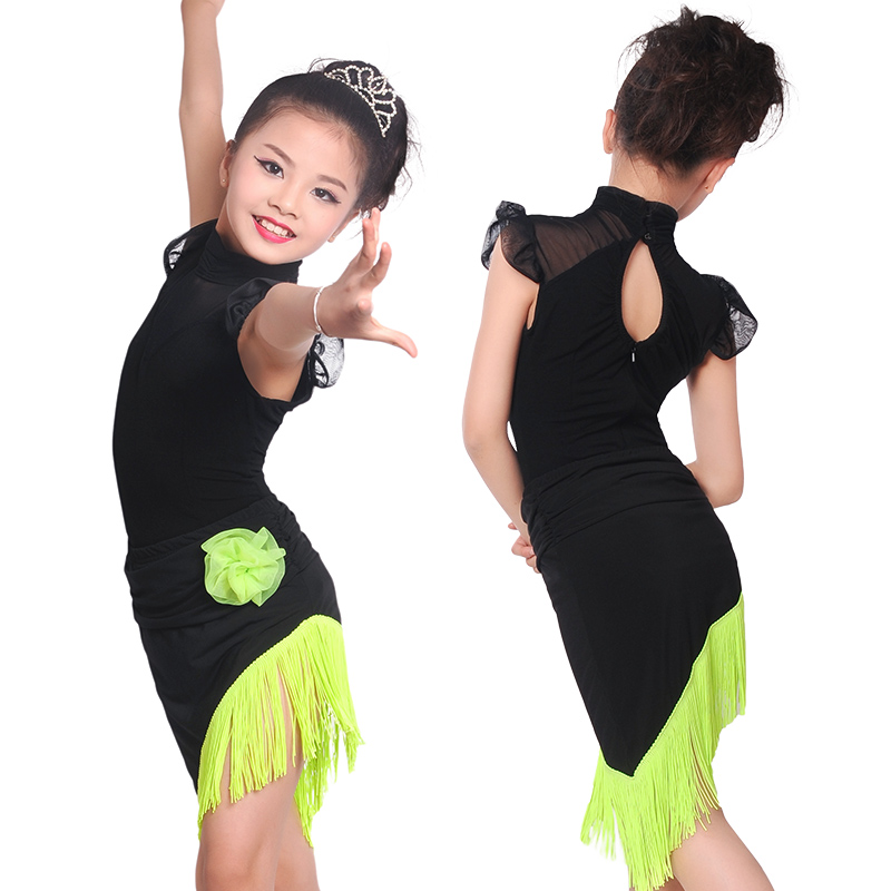 Green discount Salsa Dance