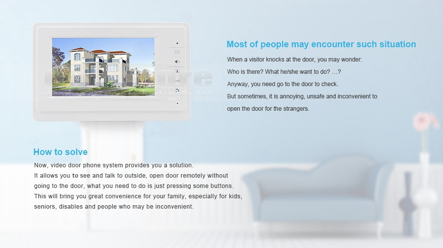 Türsprechstelle Audio Intercom Xinsilu Intercom System Direkt Drücken Sie Die Taste Audio Tür Telefon Für 14 Wohnungen 4-wired Audio Türsprechanlage Mit Hand Free Indoor Einheiten