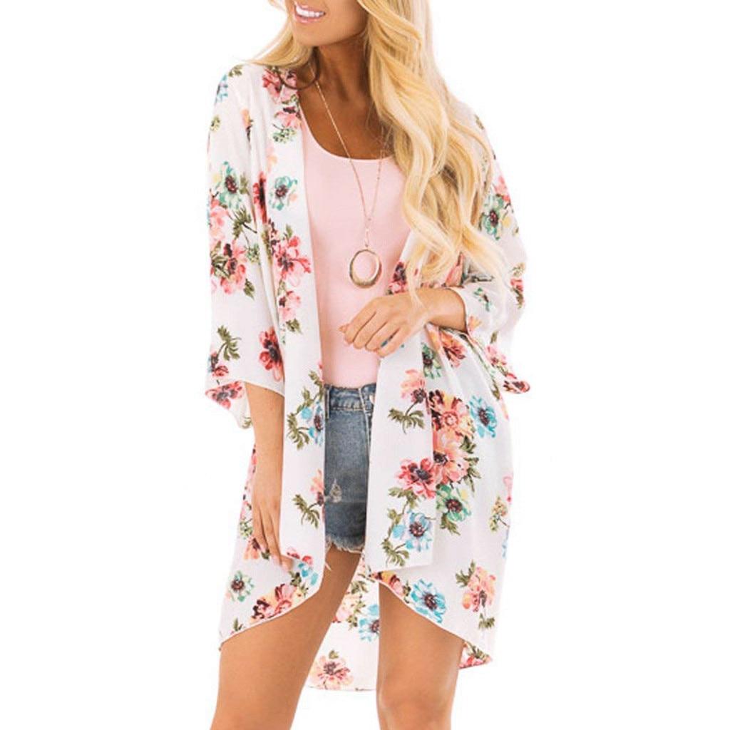 ff83452422309 EManco летнее платье женские пикантные оболочка богемный с цветочным ...