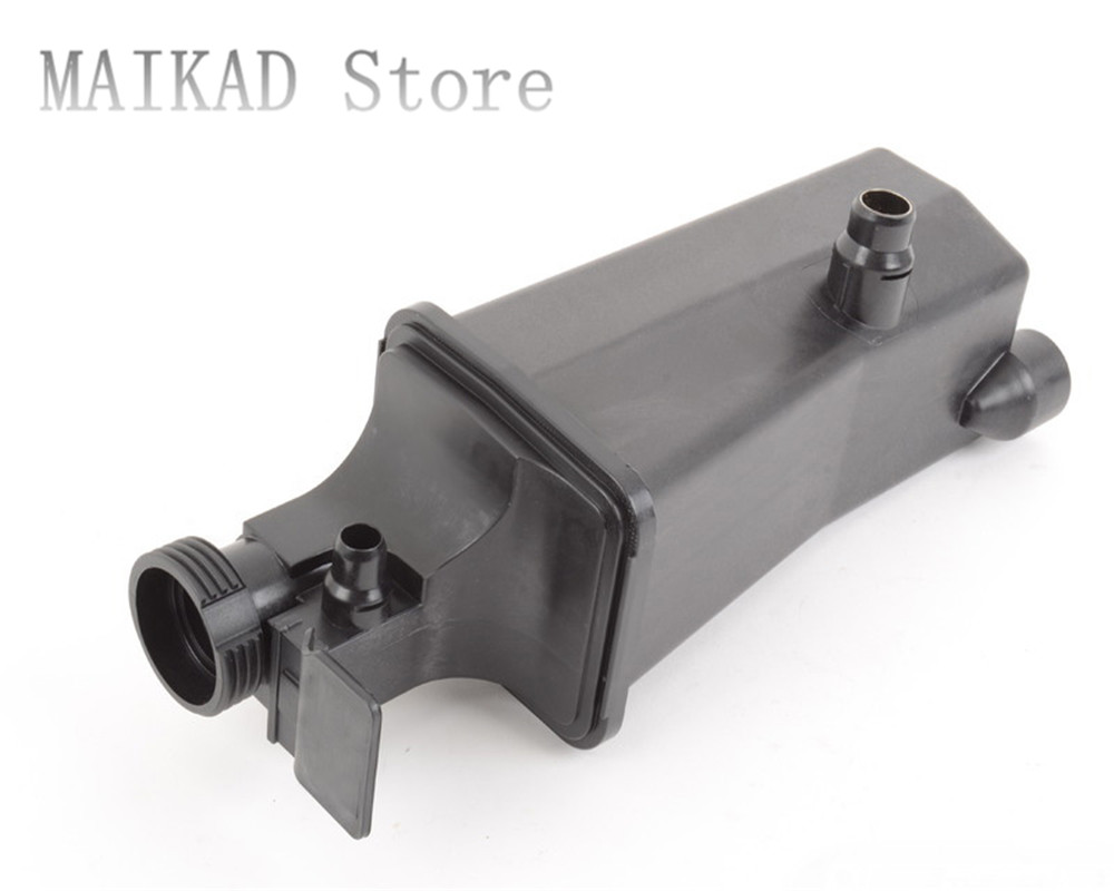 Coolant Expansion Tank Coolant Reservoir for BMW X3 E83 X5 E53 <font><b>17117573781</b></font> image