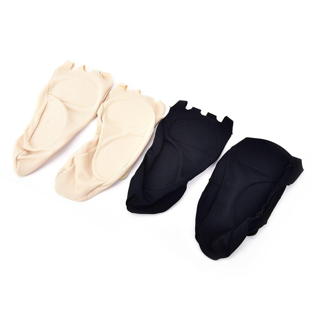 1Pair Non Slip massaggio calzini completa Grip Socks tallone per i pattini