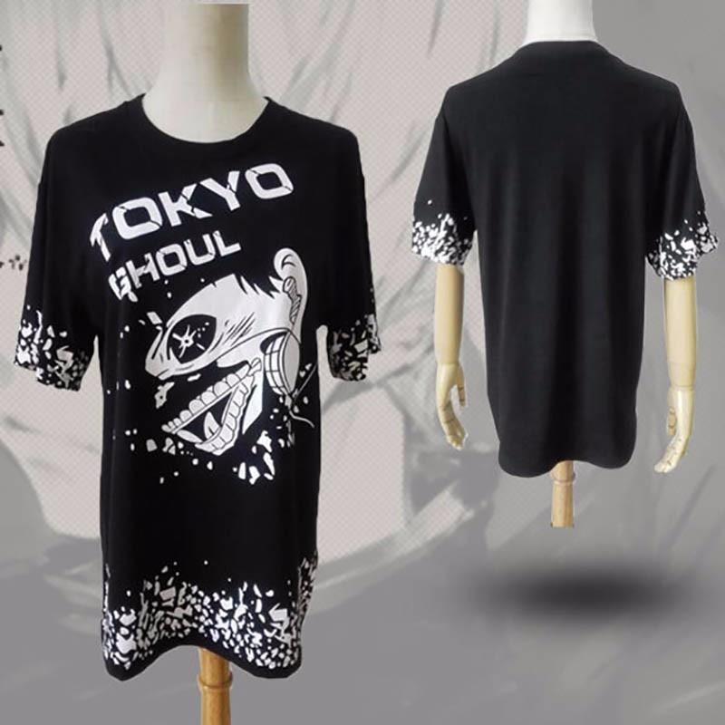 Cute Unicorn Tokyo Ghoul t shirt women Men's t-shirts cotton tshirt homme summer casual t-shirt WOMEN MEN boys anime tops tees