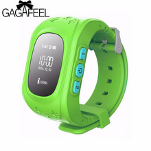 GAGAFEEL Kid Safe GPS Smart Watch for IOS Android SOS Call Location Finder Locator Tracker for Child Smartwrist Baby Son Wrist