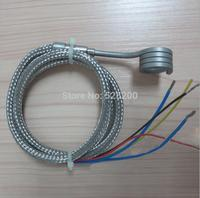 Coil Heater Hot Runner Coil Heater ID 15 8mm Height 12 7mm 120V250W Thermocouple K With