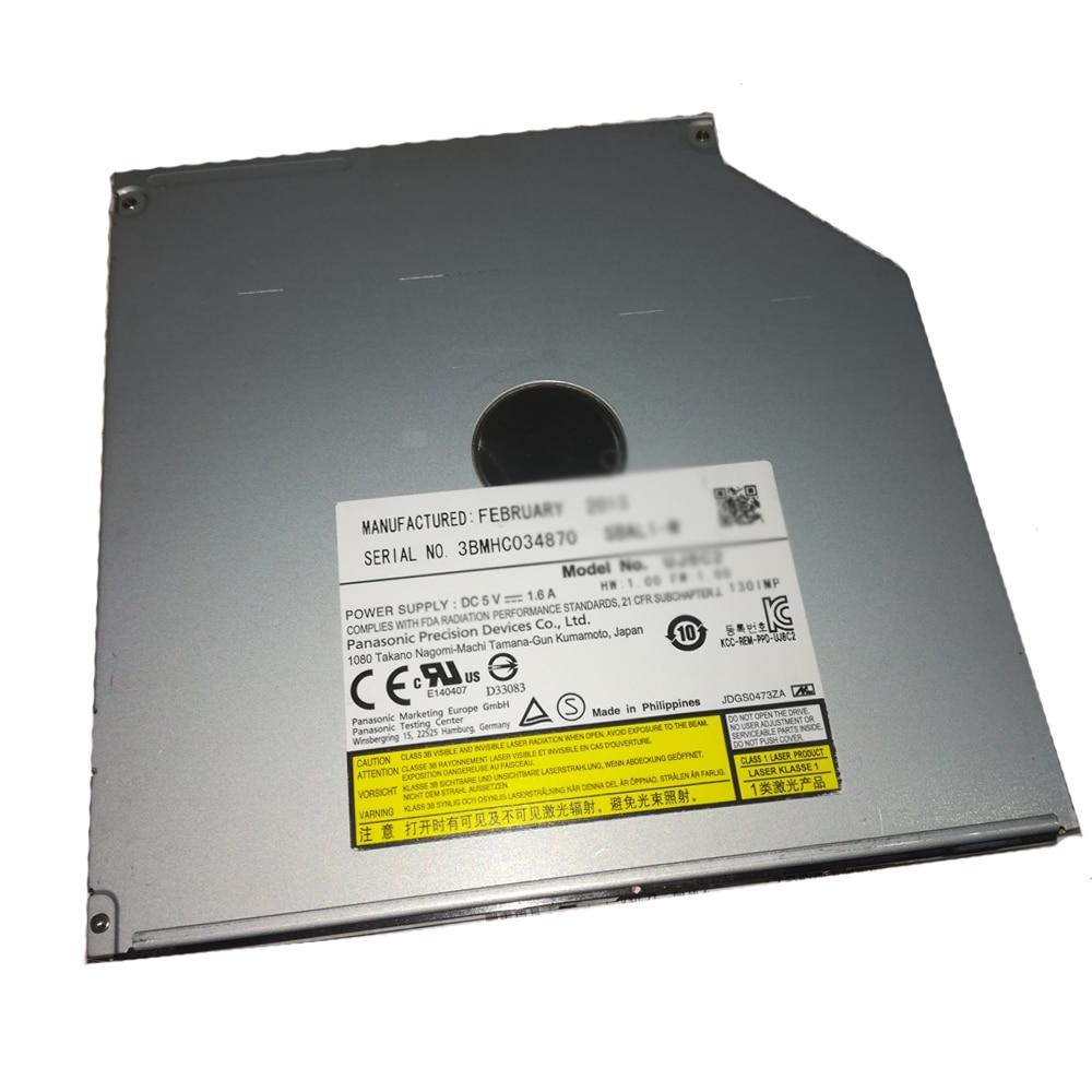 New 9.5mm TSSTcorp CDDVDW SU 208FB CD DVD Drive Burner Computer