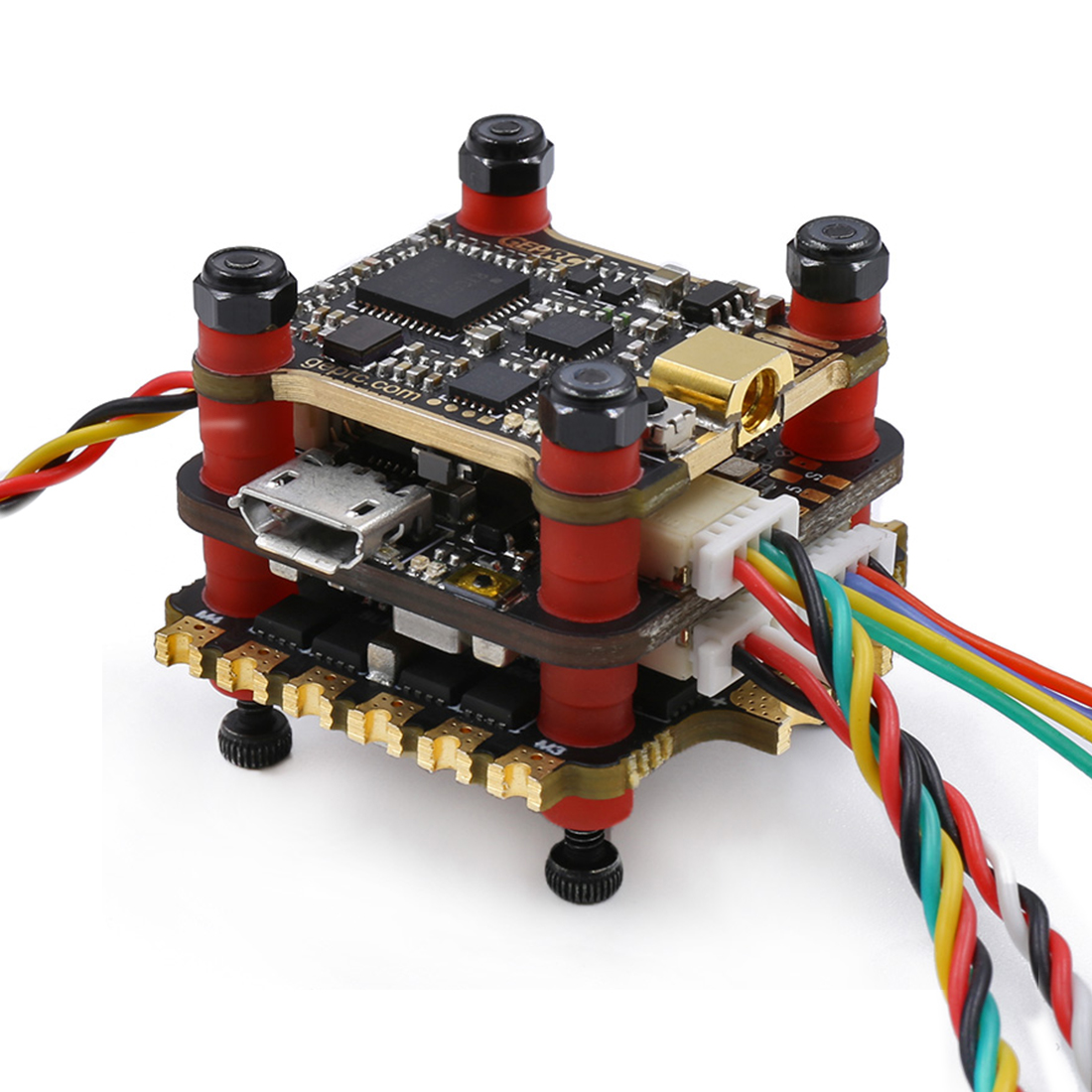 GEPRC Stable Pro F7 DUAL BL 35A Flytower /Stable V2 F4 Flight Controller+ 35A /30A ESC+5.8G 500mW VTX for FPV Racing Drone-in Parts & Accessories from Toys & Hobbies    1
