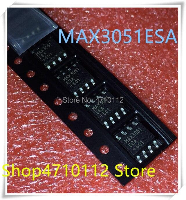 NEW 10PCS/LOT MAX3051ESA MAX3051 SOP-8 IC