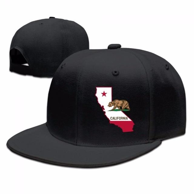 eeff4f147b66 sale men Women High quality California Republic fashion Cali bear snapback  hip hop bone Hat Cap Baseball hat