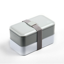 Rectangle Lunch Bento Container Camp Trip Food Storage Box BPA Free Material Leakproof Reusable