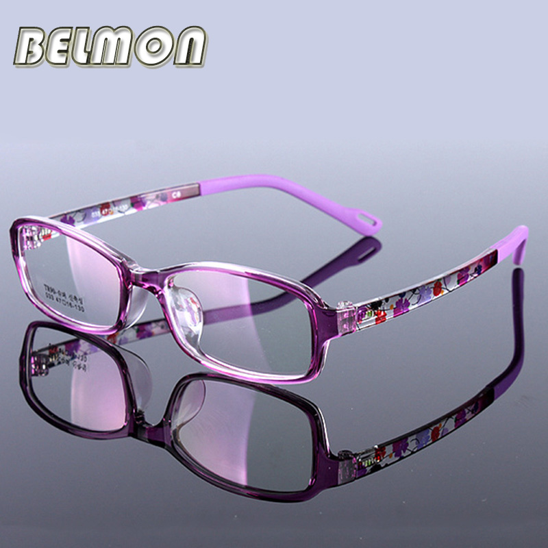 Fashion Student Spectacle Frame Children Myopia Eyeglasses Computer Optical Kids Eye Glasses Frame For Baby Boys&Girls RS035