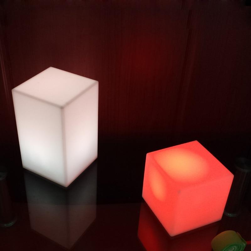 100mm Led Multi Color Led Colour Changing Kids Child Desk Lamp Table
