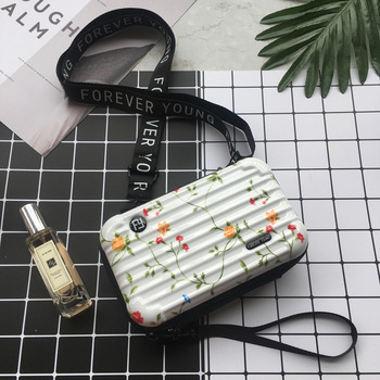 Women Bags 2020 Luxury Handbags Designer Bags for Women Totes Fashion Small Luggage Bag Women Famous Brand Clutch Bag Top-handle 16