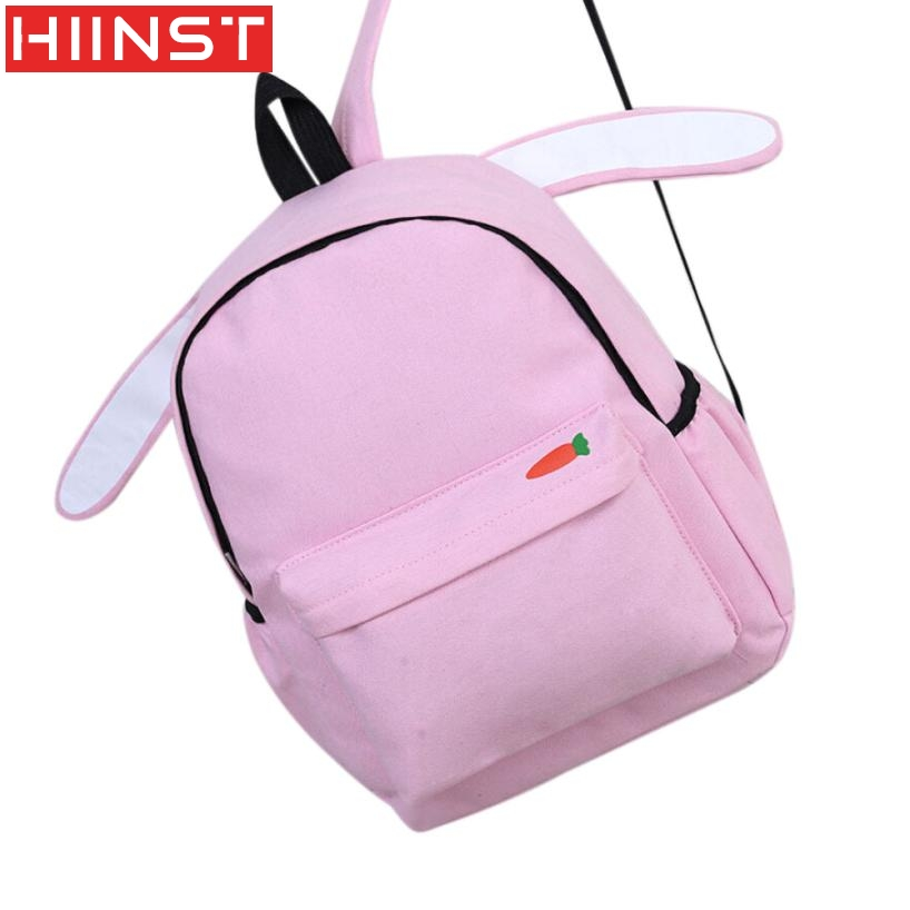 Fashion School Backpack Women Children Schoolbag Back Pack Leisure Travel Bag Designer High Quality MAY10