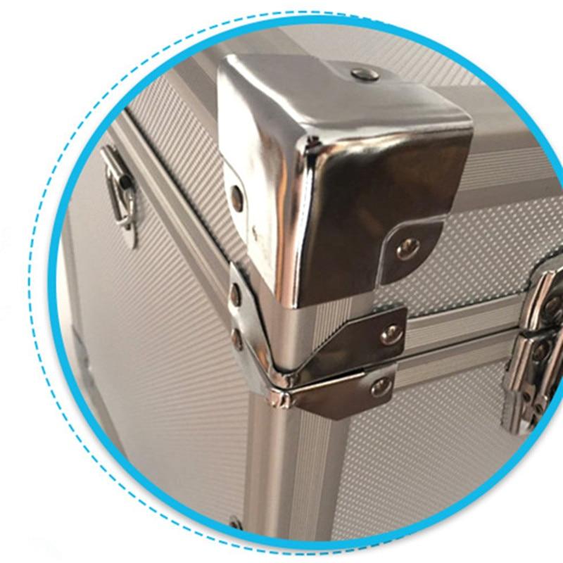 Alüminyum çerçeve ABS MDF levha bavul kılıfları seyahat - Bagaj ve Seyahat Çantaları - Fotoğraf 4
