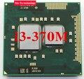 Пожизненная гарантия двойной Core i3 370 м 2.4 ГГц 370 ноутбук процессоры ноутбук процессора PGA 988 официальная версия компьютер оригинальный