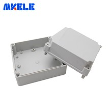 Waterproof Electrical Junction Box Outdoor Plastic Instrument Box Case ABS Plastic Electronic Project Box 175*175*100MM