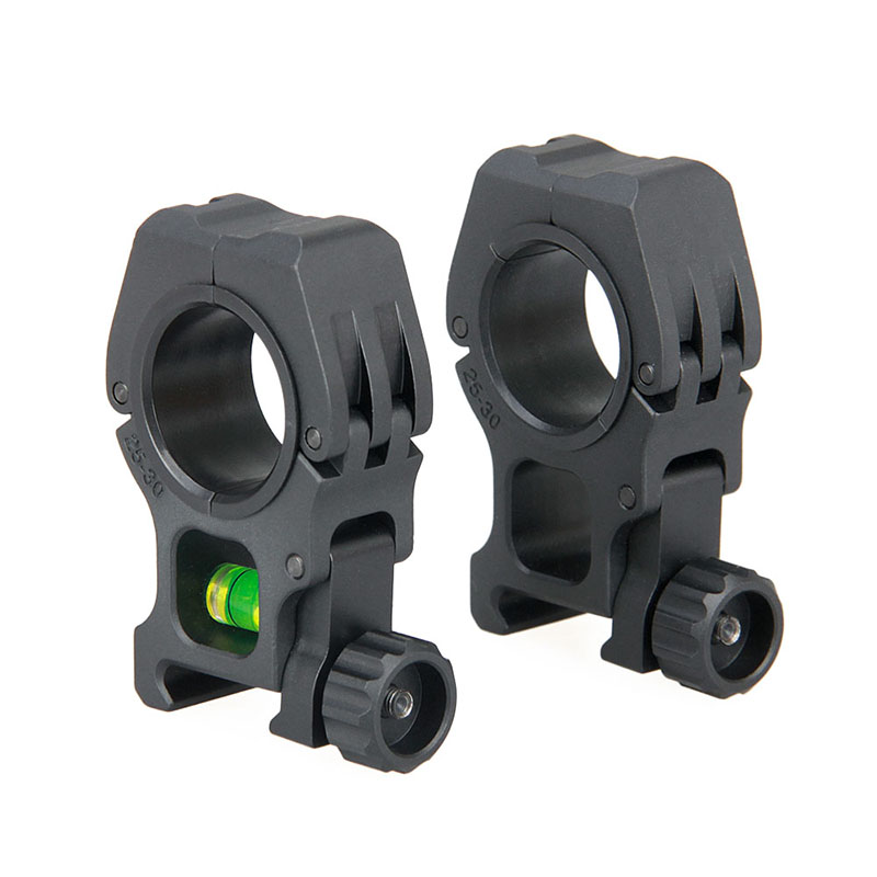Montar com Nível de Bolha Mount para Caça Tático Escopo Arma Scope Gz24-0171 Ppt M10 1 -30mm