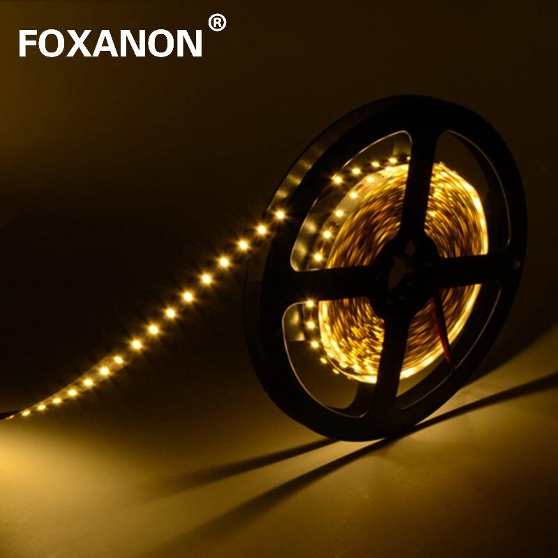 5m 600 leds led strip 5m 3014 smd flexible light dc 12v 120led m super bright lighting than 3528. Black Bedroom Furniture Sets. Home Design Ideas
