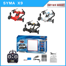 SYMA X9 Newest Design Product RC Flying Car Toys Quadcopter Drone 2.4G 4CH 6-Axis Like  X5C-1/X5C
