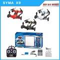 Syma X9 новый дизайн продукт RC летающий автомобиль игрушки Quadcopter Drone 2.4 г 4CH 6-Axis , как X5C-1 / X5C