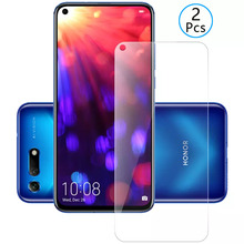 2 piece Screen Protector for Huawei Honor View 20 Tempered Glass Protective Film