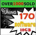 170 ECU регулирующее программное обеспечение + 10gb ECU свалки (после экстракта)