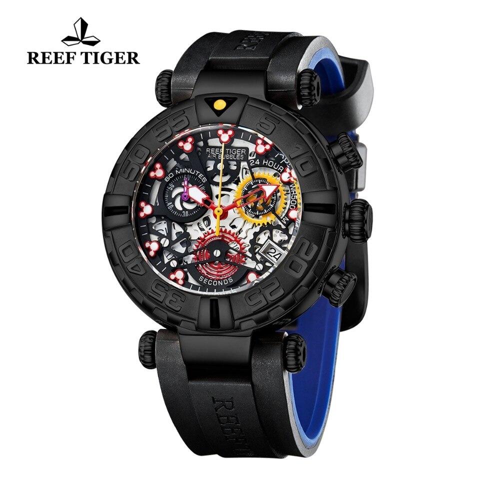 Часы FOSSIL Machine с хронографом среднего размера, черные часы из нержавеющей стали с хронографом для мужчин FS4682P - 5