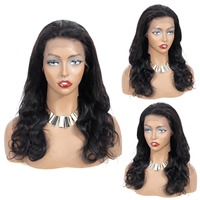 Lace Front Human Hair Wigs 13x4 Frontal Lace Wigs Remy Brazilian Hair Body Wave Wig Lace Front Wig with Baby Hair