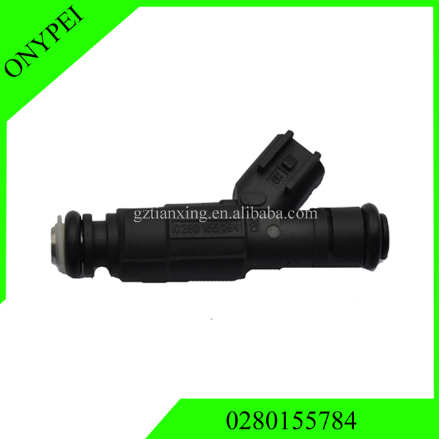 Hot Sale Model 02801 55784 Upgrade Fuel Injectors For 99-04 4.0L Jeep Cherokee 0280155784