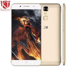 Оригинальный ZTE лезвие A2 плюс 4 г LTE 5.5 дюймов 5000 мАч 3 ГБ Оперативная память 32 ГБ Встроенная память MTK6750T Octa core Android 6.0 13MP отпечатков пальцев мобильный телефон