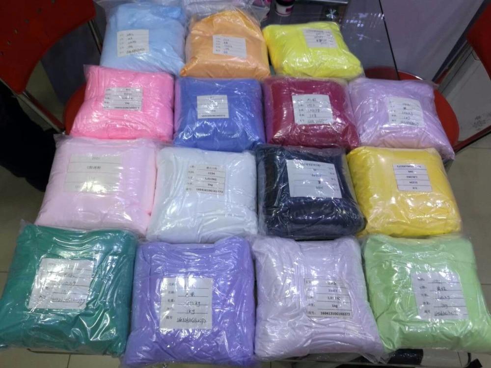120 cores acrilico unhas po por kg acrilico po para uv prego arte polimero construtor nova