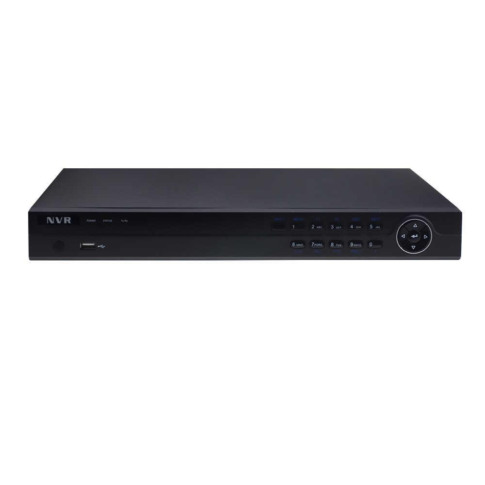Hikvision OEM NVR DS-7608NI-K2/8P (OEM model : DT608-H2/P8) 8CH 8 POE NVR  for POE Camera 8MP 4K 2 SATA Network Video Recorder