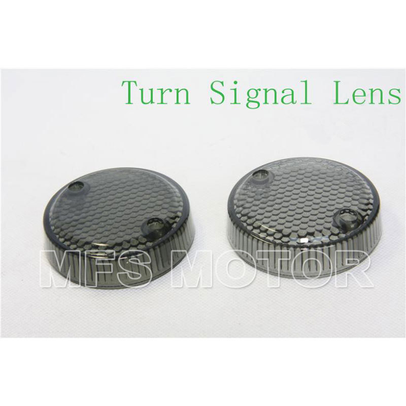 Motorcycle Parts Turn Signal Lens For Honda Magna VF750C Shadow VLX 600 700 800 Spirit 1100 Valkyrie