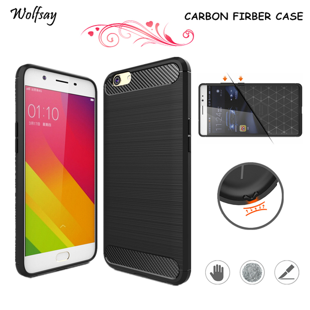 the best attitude 415a6 2dbeb US $2.51 41% OFF|Wolfsay For Phone Cover Oppo F1s Case A59M A59T Rubber  Silicone Phone Case For Oppo F1s Phone Cover Luxury Fundas For Oppo A59 -in  ...