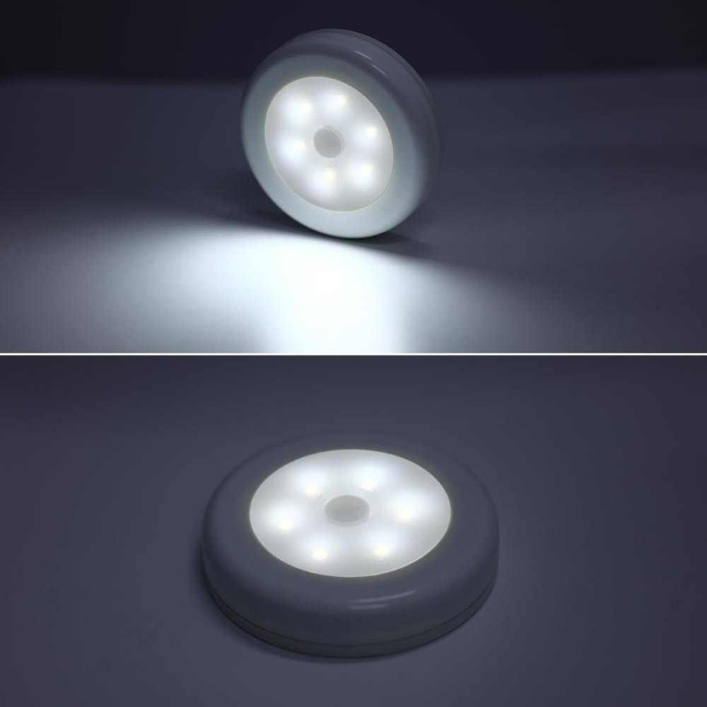 6 светодиодный; оптовая продажа; Прямая поставка; moonbiffy пассивный инфракрасный датчик ночного освещения тела Активированный датчик движения стены Газоразрядная лампа освещения светодиодный Сенсор свет