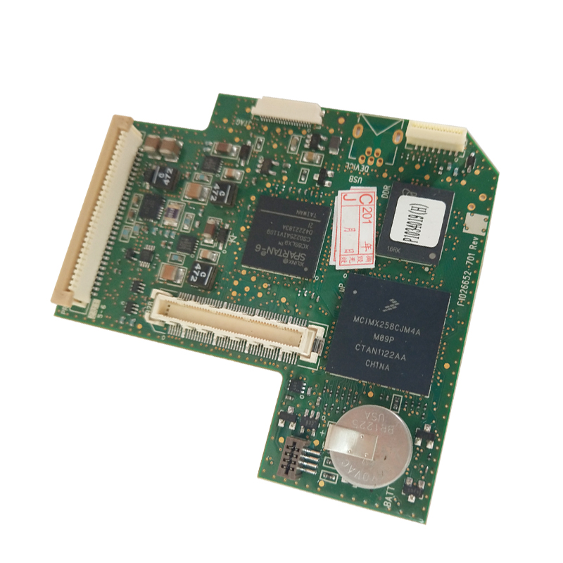 "For Zebra QLn320 Main Logic Board Motherboard ""GENUINE""  Barcode Printer Spare Parts P/N: P1026652-001"