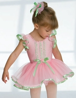 2018 New Children's Classic Dance Girls Ballet Skirt Dress Princess Dress Kid Stage Proformance Competition Suit B 2387