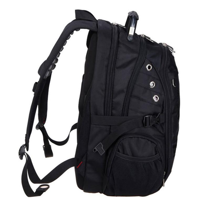 Swiss Waterproof Anti-theft Backpack  2