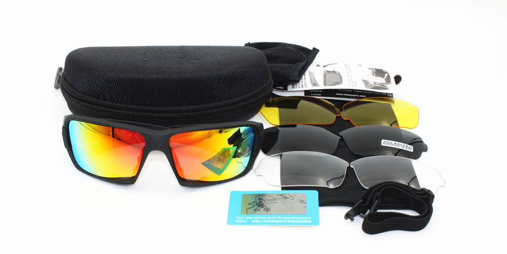 Men Polarized Tactical Sunglasses Military Glasses TR90 Army Goggles Ballistic Bullet-Proof Eyewear uv400