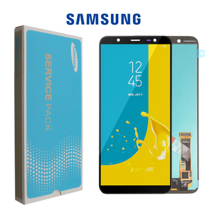 Image 1 - 6.0 SUPER AMOLED for SAMSUNG Galaxy J8 2018 Display Touch Screen Replacement For Galaxy J810 J810F SM J810F LCD Display