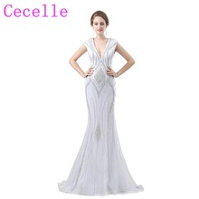 cecelle Luxury Evening Dresses 2019 Special Occasion Dress