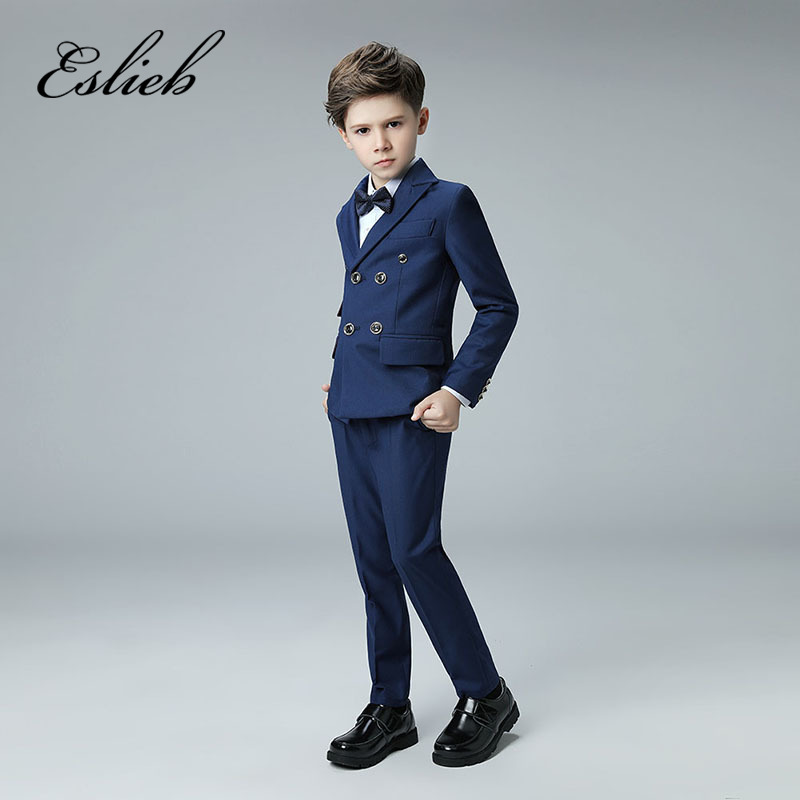 Custom made 4pcs High Quality baby boys kids boy suit for weddings ...