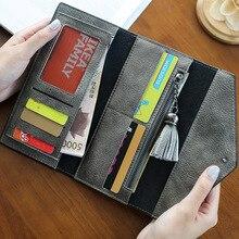 Tassel Luxury Long Women Wallets