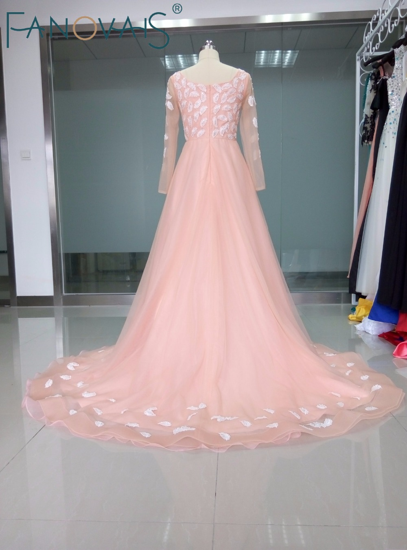 2016 Lace Long Sleeve Sexy Wedding Dresses Arabic 2016 Vintage ...