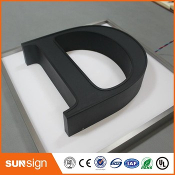 Custom Sign Boards High Brightness Led Sign Letters