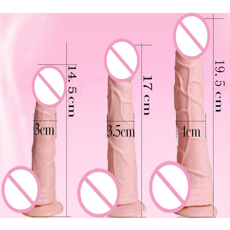 Violent Space Silicone Huge Dildo Realistic Suction Cup Gode Sexe Flexible Penis Dildos Sex Toys For Woman Consoladores Shop yema 9 8 inch silicone big dildo realistic penis dick with strong suction cup huge dildos cock adult sex toys for woman sex shop
